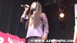 Rocky Dawuni in Concert 2016 - 2