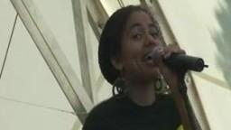 Nneka in Concert, 2009 - 4