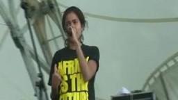 Nneka in Concert, 2009 - 9