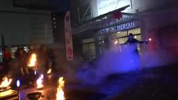 Fire show, 2014 - 2