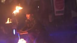 Fire show, 2014 - 4