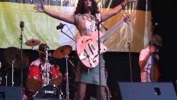 Rupa and The April Fishes in concert, 2010 - 9